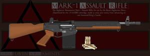 ARGARM Mark.I Assault Rifle