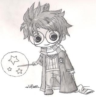 Harry Potter :3 by LifYeah