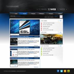 Clan blue for sale by sdwebmedia