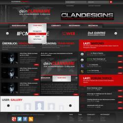 deinCLANNAME for sale by sdwebmedia