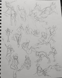 Just some figure drawing