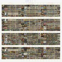 2011 comic book calendar by mostadorthsander
