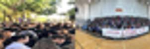 marjory stoneman douglas high school by mostadorthsander