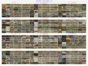12000 x 9000 2020 calendar