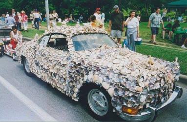 youtube video car shells