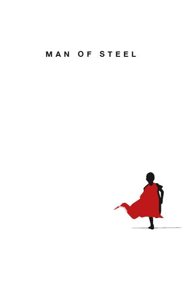 MAN OF STEEL by lagota