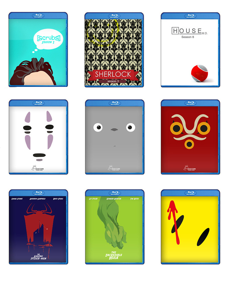 Are you in for some Bluray Covers ?? by lagota