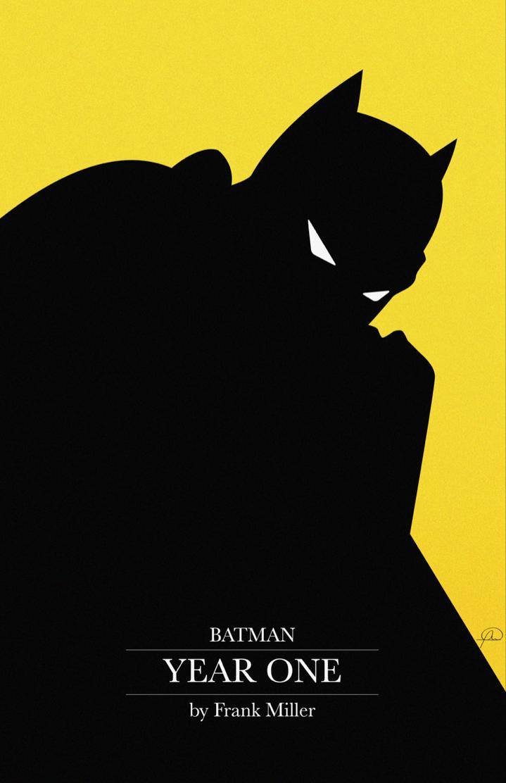 Batman - Year One - by lagota
