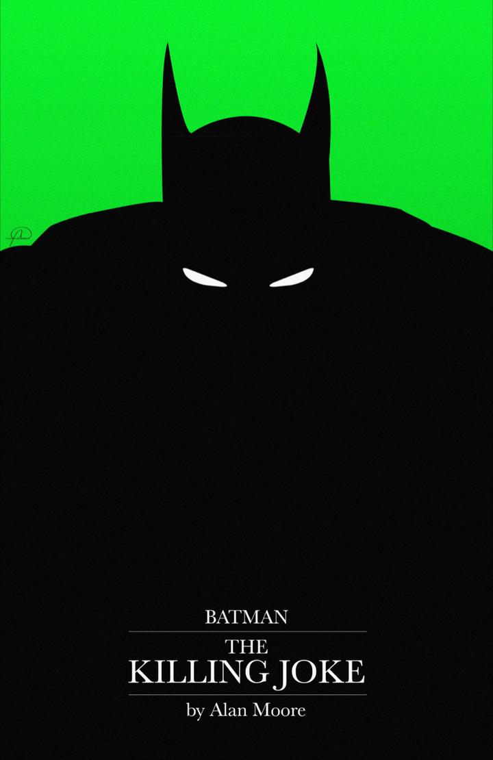 Batman - The Killing Joke - by lagota