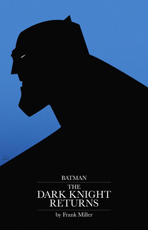 Batman - The Dark Knight Returns- by lagota