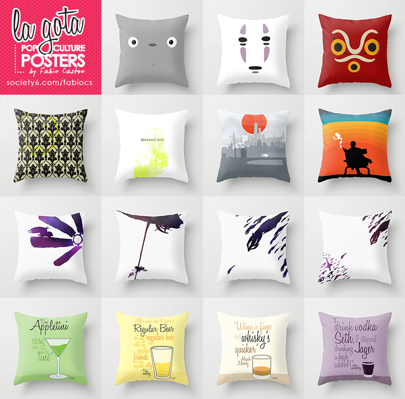 Desing Pillows by lagota