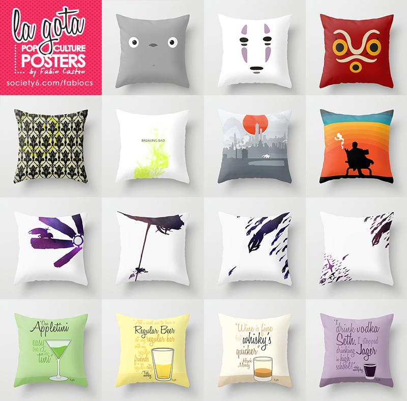 Desing Pillows by lagota