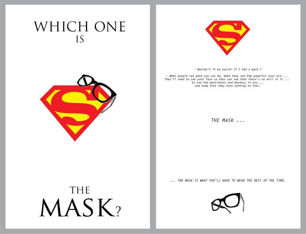 Superman - Mask by lagota