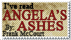 Angela's Ashes :stamp: