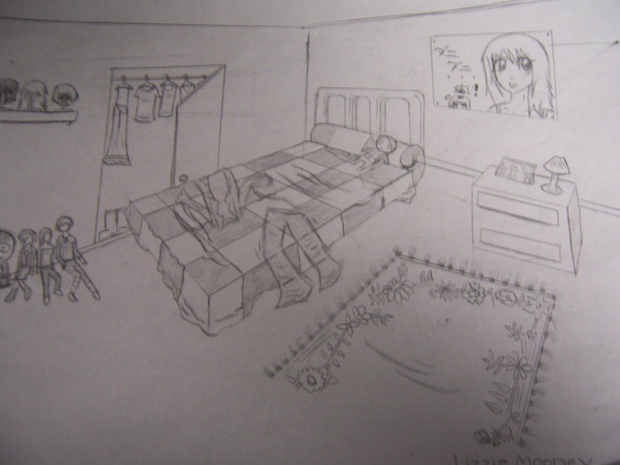 My dream room by cookiehtf on deviantart for My dream bedroom maker