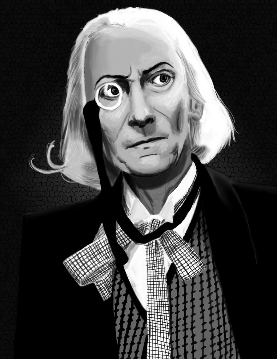 The First Doctor II by Mistical1