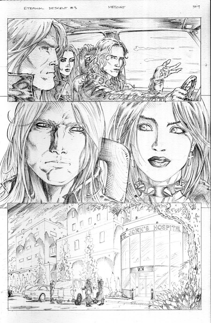 Eternal Descent 3 pg 9 by JMan-3H