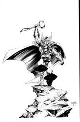 THOR - inks by JMan-3H