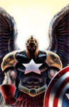 Captain America Angel