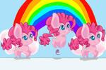Pinkie Pie Jumping