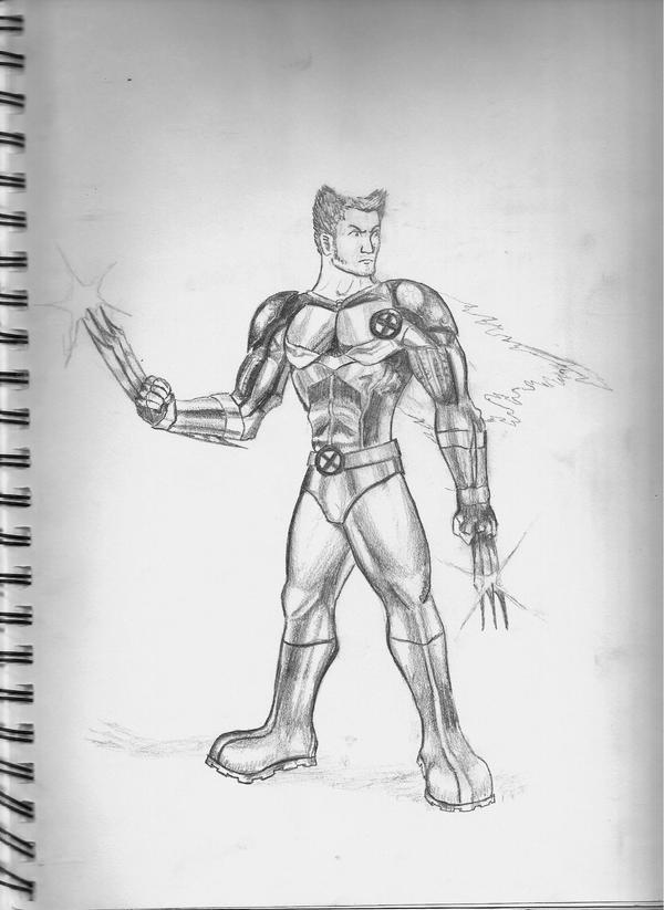 Wolverine by TrueLovePrevails