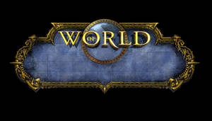 Empty of WORLD OF Nameplate