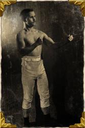 Eliot Truelove - Bare Knuckle Boxer