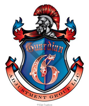 CONCEPT Guardian Adjusters Logo Red and Blue