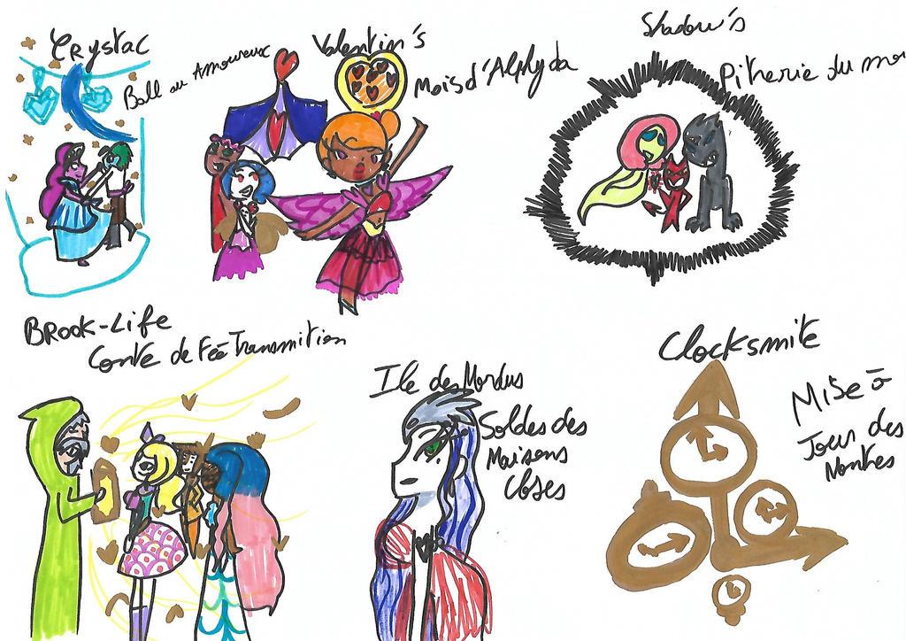 Special saint valentin pour Avarass by nekogeek21