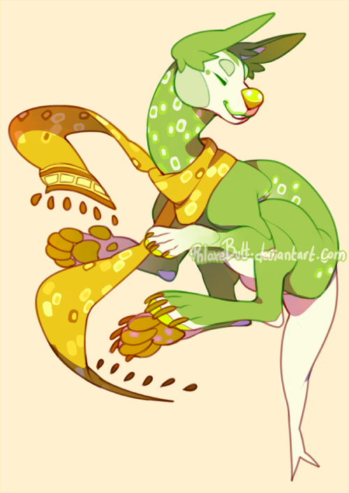 Pea Pod {traded uwu} by PhloxeButt