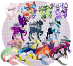 {Auction} - Skullcrackers And Fish (CLOSED)