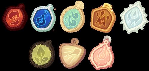 - Crederia :: Magic Alignment Emblems - by PhloxeButt