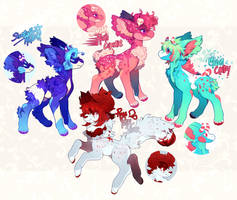 [Short Auction] :: Sweet and Sour by PhloxeButt