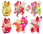 [Collab Auction] :: Sweet Summer Mix (closed)