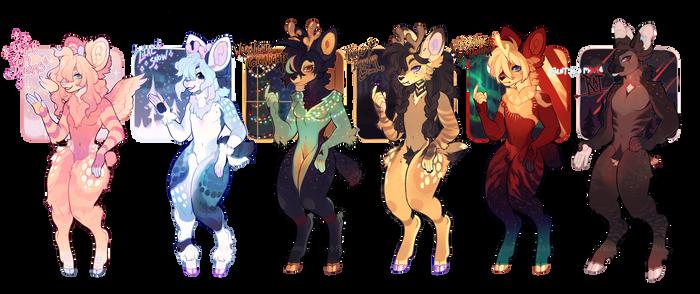 [Seasons Greetings] || Oh Deer
