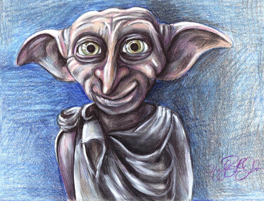 Dobby The House Elf By MissCosettePontmercy ...