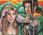 Robin Hood + Maid Marian