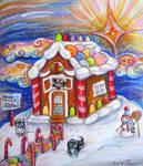 'Feeling that Gingerbread Feeling...' by MissCosettePontmercy