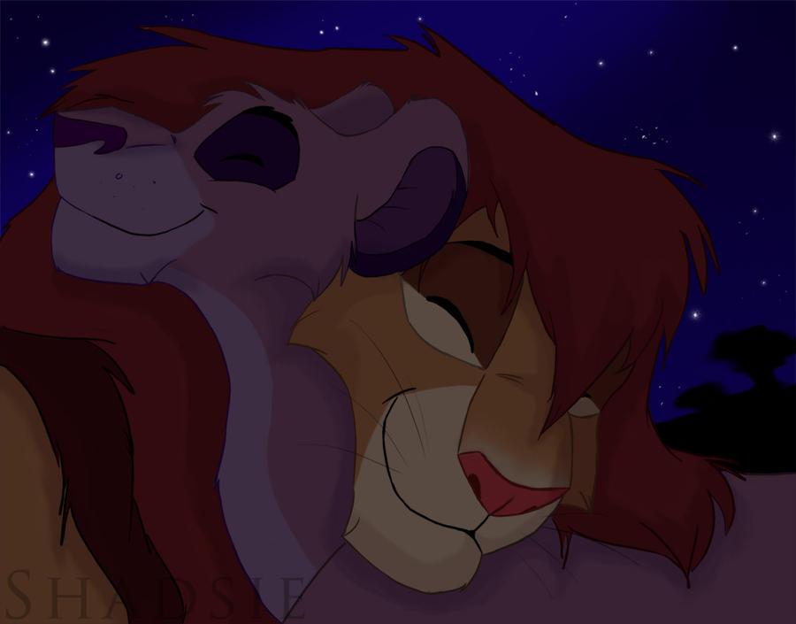 The lion king vitani and kopa - photo#23
