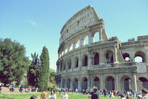 Colosseum. by AleksandraHope