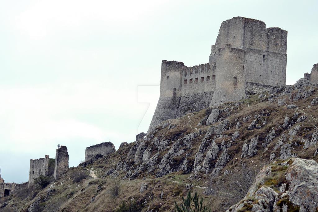 Rocca Calascio. by AleksandraHope