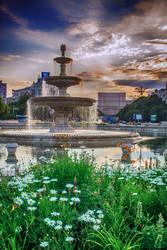 Summer in Bucharest