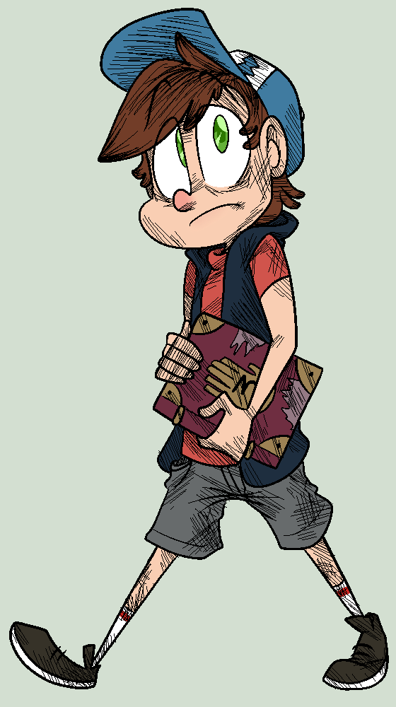 SorrymoreDipper by 8-Xenon-8