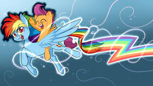 MAGICAL PONY-BACK RIDE OF THE CENTURY