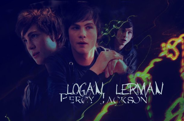 Logan Lerman_Percy Jackson by JoeJonasFans92