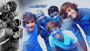 One Direction Wallpaper by JoeJonasFans92
