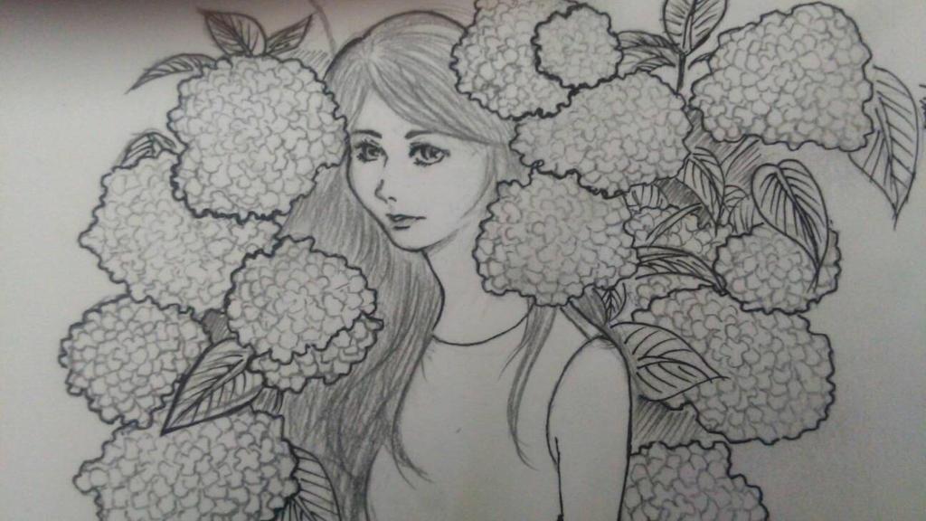 Captivated by her eternal garden by MomotaroChan