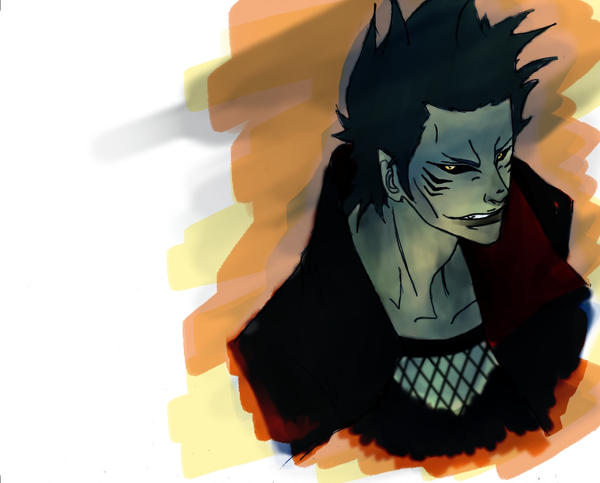 Kisame by Ella-the-Great