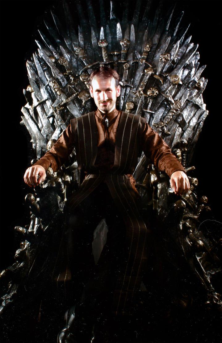 The Iron Throne by fishyfins