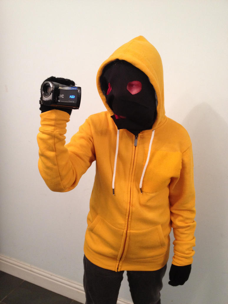 Hoody Cosplay 2 by GoldHasABayleef